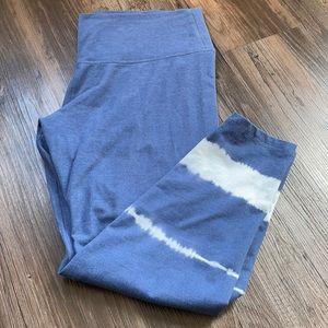 Old Navy Active Balance Tie Dye Leggings
